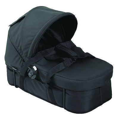 Baby Jogger Select Bassinet Kit Onyx With Padded Mattress Easy To Fit Light
