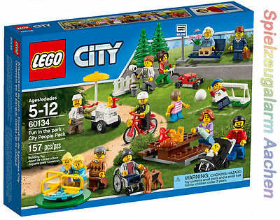LEGO 60134 City Stadtbewohner Fun in the park People Pack La parc loisirs N16/07