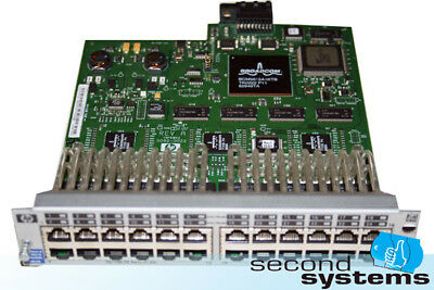 HP ProCurve 24 port GL Switch Module 10/100 TX J4862B / J4862A