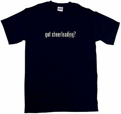 Got Cheerleading Kids Tee Shirt Boys Girls Unisex 2T-XL