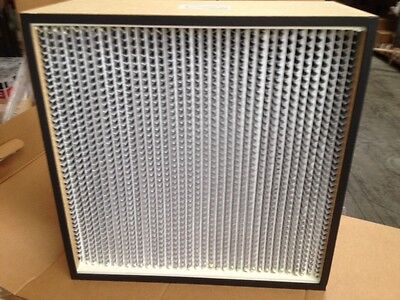 24 X 24 X 12 Hepa Filter For Air Scrubber Negative Air Machine New  24X24X12