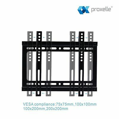 Full Motion Articulating LCD LED TV Wall Mount Bracket 32 42 50 for Samsung