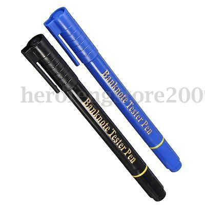 for Counterfeit Currency Fack Money Banknote Bill Detector Checker Ballpoint Pen