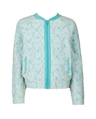 Freespirit Girls Lace Bomber
