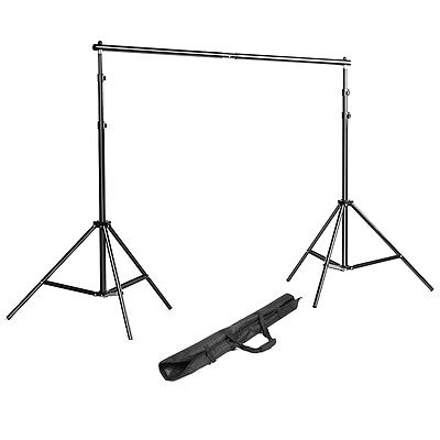 Neewer 7*7ft/200*200cm Background Stand Backdrop Support System Kit with Bag