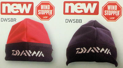 Daiwa Windstopper Fishing Beanie Hat NEW OUT *Various Available*