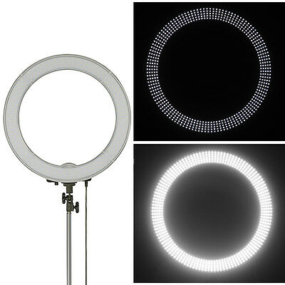 """Neewer Camera Photo/Video 18""""/48cm 55W 240PCS LED SMD Dimmable Ring Video Light"""