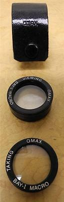 B30 BAY 1 +5 Macro Close Up Lens Filter for Yashicamat Rollei TLR