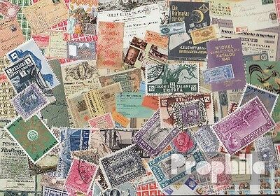 Ethiopia 50 different stamps  Ethiopia and Eritrea