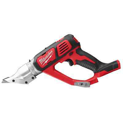 New Milwaukee 2635-20 M18  18 Volt 18 Gauge Double Cut Cordless Shears Sale