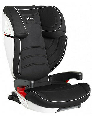 My Child Rapido Fix Group 2 / 3 Car Seat Black 3 - 12 Years Approx With Isofix