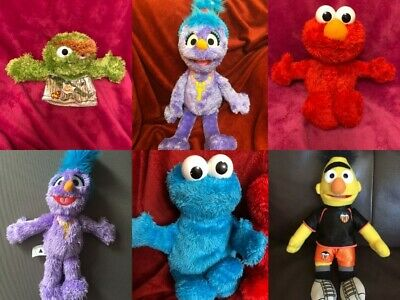Sesame Street Soft Toy & Talking Toys Furchester Hotel