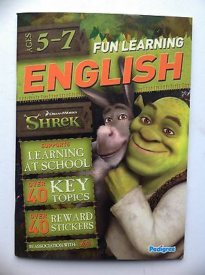 Shrek - fun learning English for ages 5-7