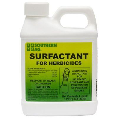 Southern Ag Surfactant for Herbicides Non-Ionic, 16oz, 1 Pint New