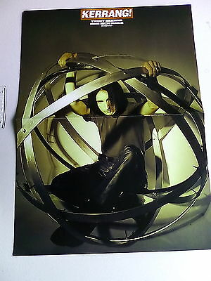 Nine Inch Nails   Sepultura     Double Sided Double Page  Poster (LMF59)