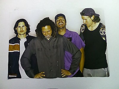 Rage Against The Machine    Double Sided Double Page  Poster (LMF79)
