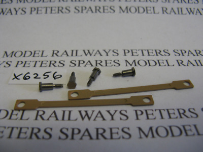 Hornby X6445 Railroad County 4-4-0 Loco Valve Gear /& Coupling Rods