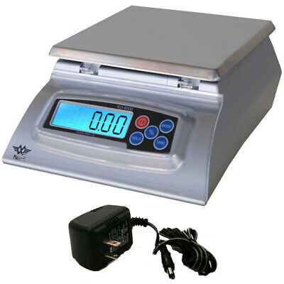 My Weigh KD-8000 Kitchen And Craft Digital Scale + My Weigh AC Adapter