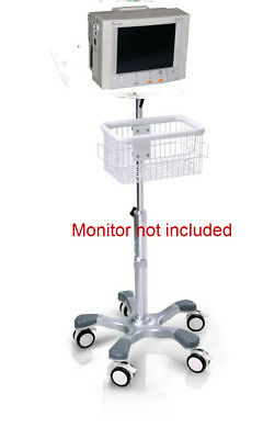 Rolling stand for Datascope Passport XG EL patient monitor  new (big wheel)