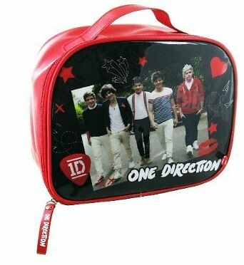 One Direction 1D Vanity Case or Lunch box with 2 Internal Cases 1DGIF03 NEW