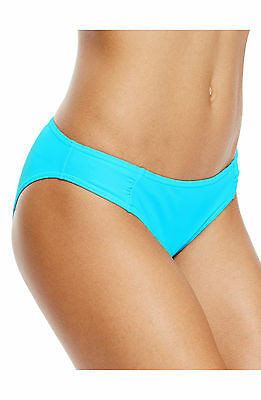 **REDUCED TO CLEAR** BNWT M/&S Rio hipster bottoms pink or turquoise 12 14 16