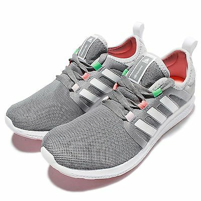 adidas CC Fresh Bounce W Climacool Grey White Womens Running Shoes S74426
