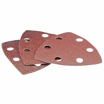 Draper Replacement Assorted Sanding Sheets (6) For 23666 Multi-Tool - 53517