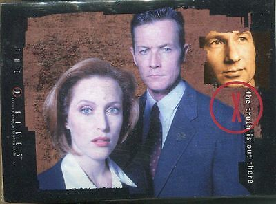 Inkworks The X Files Season 8 Complete 90 Card Base Set