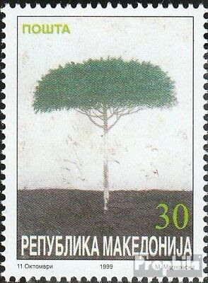 makedonien 164 mint never hinged mnh 1999 Day the ecology