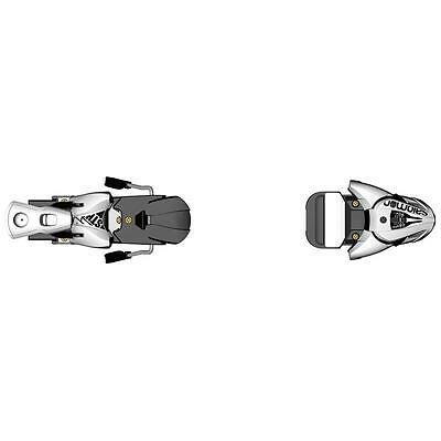 Salomon STH 12 Oversize White/Black 115mm Ski Bindings