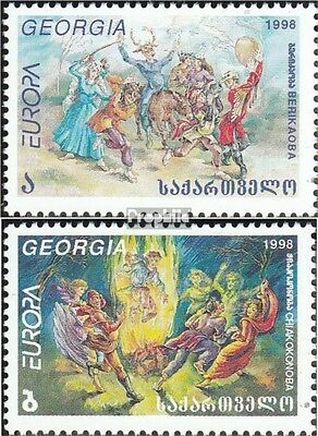georgia 296-297 (complete.issue.) unmounted mint / never hinged 1998 Celebration