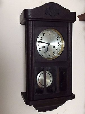CLEARANCE!!!!!!!!! Antique German wall clock for sale!!!!!!!