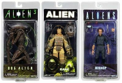 "ALIENS - 7"" Series 3 Action Figure Set (3) by NECA #NEW"