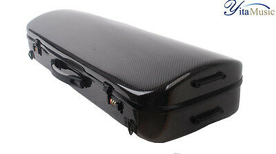 A High Quality Carbon Fiber Viola Case, Adjustable (15''-17'')