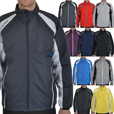 Sunice Dalkey Mens Windproof Water Repellent Breathable Golf Jacket