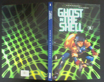 MANGA Ghost In The Shell Vol.1 FR TBE MASAMUNE SHIROW Grand Format