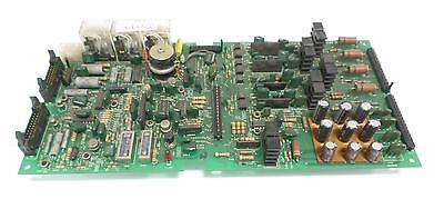 Yaskawa Servo Drive Circuit Board Cpcr-Mr-Calig / Df6101411 Rev-D, Damaged