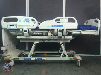 Hill-Rom VersaCare P3200 Fully Electric Hospital Bed w/ Scale & Pendant Control