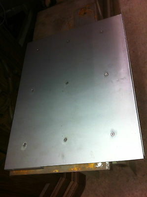 "Aluminum Heating Pad Plate Fixed 125 Degrees F 21"" X 16"""