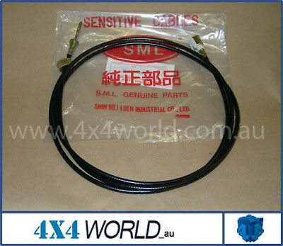 Toyota Landcruiser HJ45 HJ47 Series Speedo Cable 09/73 - 11/84