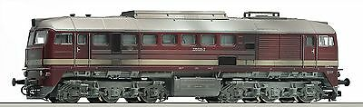 "Roco TT 36272 diesel locomotive BR 220 020-2 ""aged"" the DB AG"