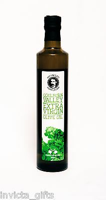 Goulburn Valley Extra Virgin Olive Oil 500mL - Victoria Made - *Free Postage*