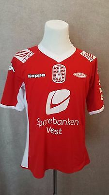 BRANN BERGEN Kappa Man's Football Shirt Size: XL VERY GOOD Condition