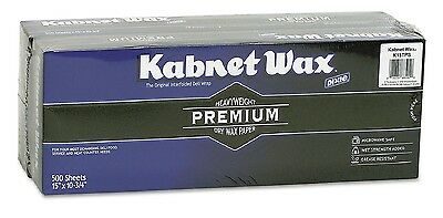 "Dixie Weight Dry Wax Paper 12"" X 10 3/4"" 500 sheets x 2 packs = 1000 total sheet"