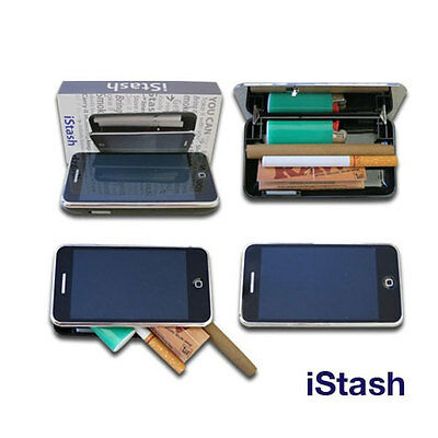 iPhone iStash Stash Case Box Concealed Hide Cash Valuables Hidden Compartment