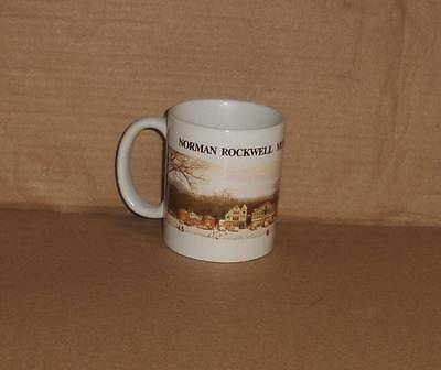 Norman Rockwell Museum At Stockbridge Coffee Cup/Mug 1967, NRELC