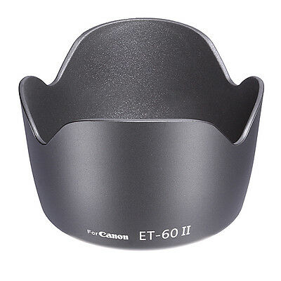 Neewer Flower Lens Hood f Canon EF 75-300mm 55-250mm Lens ,Replacement f ET-60