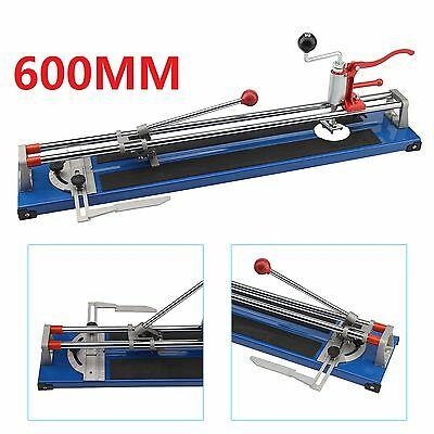 Heavy Duty 600Mm Ceramic Floor Wall Tile Cutter Cutting Machine Tool 3 Function