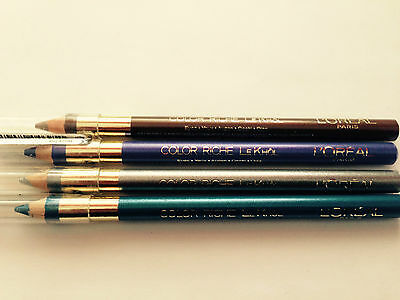 L'Oreal Color Riche Le Khol Pencil Eyeliner - Choose Your Shade soft khol pencil