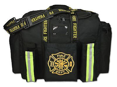Lightning X Premium Firefighter XL Step-In Turnout Fire Bunker Gear Bag LXFB20B